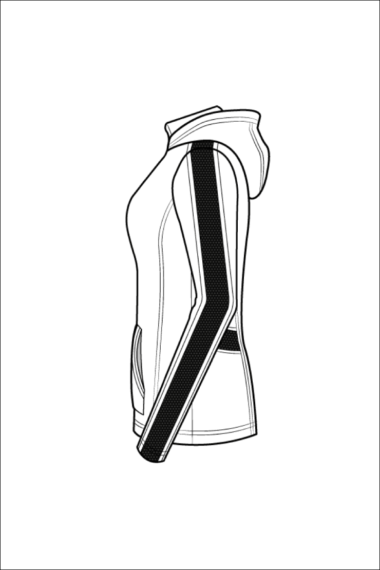 bluza surf hoody