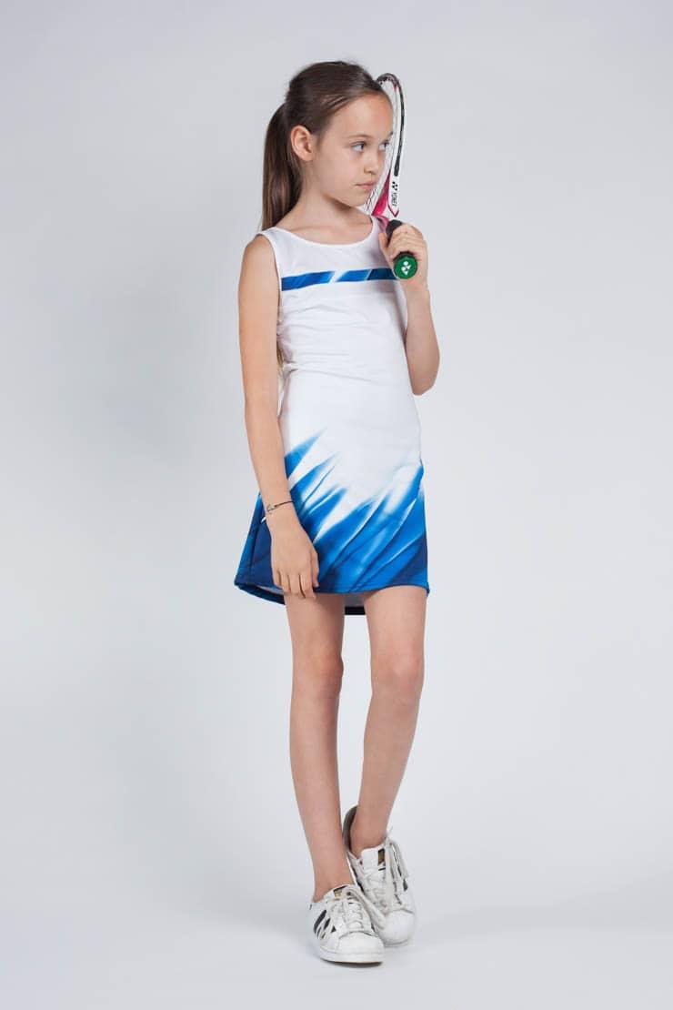 sukienka fc kids