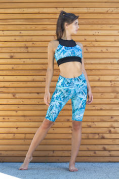 LEGGINSY CROP PALM BEACH